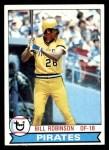 1979 Topps #637  Bill Robinson  Front Thumbnail