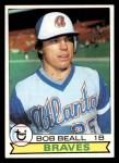 1979 Topps #222  Bob Beall  Front Thumbnail