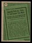1979 Topps #201   -  Mike Edwards Record Breaker Back Thumbnail