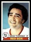 1979 Topps #185  Mike Torrez  Front Thumbnail