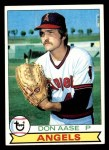 1979 Topps #368  Don Aase  Front Thumbnail