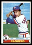 1979 Topps #620  Bert Campaneris  Front Thumbnail