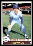1979 Topps #525  Freddie Patek  Front Thumbnail
