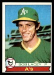 1979 Topps #647  Bob Lacey  Front Thumbnail