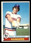 1979 Topps #22  Mike Jorgensen  Front Thumbnail