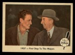 1959 Fleer #9   -  Ted Williams  1st Step to Majors Front Thumbnail