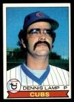 1979 Topps #153  Dennis Lamp  Front Thumbnail