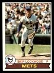 1979 Topps #481  Skip Lockwood  Front Thumbnail