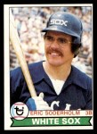 1979 Topps #186  Eric Soderholm  Front Thumbnail