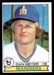 1979 Topps #683  Dan Meyer  Front Thumbnail