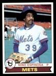 1979 Topps #566  Nino Espinosa  Front Thumbnail