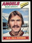 1977 Topps #521  Bobby Grich  Front Thumbnail