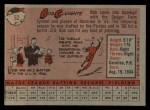 1958 Topps #52 ^WT^ Roberto Clemente  Back Thumbnail