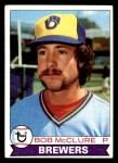1979 Topps #623  Bob McClure  Front Thumbnail