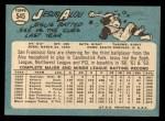 1965 Topps #545  Jesus Alou  Back Thumbnail