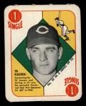 1951 Topps Red Back #39  Ted Kluszewski  Front Thumbnail