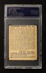 1935 Diamond Stars #106  Red Lucas   Back Thumbnail