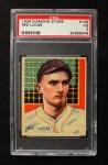 1935 Diamond Stars #106  Red Lucas   Front Thumbnail