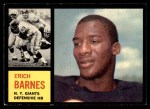 1962 Topps #111  Erich Barnes  Front Thumbnail