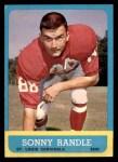 1963 Topps #149  Sonny Randle  Front Thumbnail