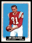 1964 Topps #6  Jim Colclough  Front Thumbnail