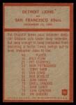1965 Philadelphia #70   -  Harry Gilmer Detroit Lions Back Thumbnail