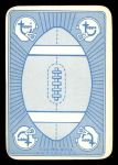 1971 Topps Game Inserts #30  Larry Csonka  Back Thumbnail