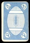1971 Topps Game #17  Floyd Little  Back Thumbnail