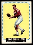 1964 Topps #5  Gino Cappalletti  Front Thumbnail