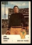 1961 Fleer #96  Jim Ringo  Front Thumbnail