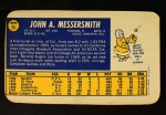 1970 Topps Super #25  Andy Messersmith  Back Thumbnail