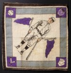 1914 B18 Blankets #80 PB Mike Mowrey   Back Thumbnail