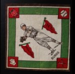 1914 B18 Blankets #65  George Burns  Front Thumbnail