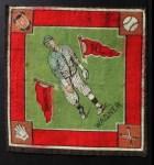 1914 B18 Blankets #63 GI Bull Wagner   Front Thumbnail