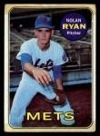 1969 Topps #533  Nolan Ryan  Front Thumbnail