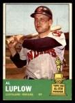 1963 Topps #351  Al Luplow  Front Thumbnail