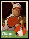 1963 Topps #21 xSTR Marty Keough  Front Thumbnail