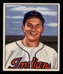 1950 Bowman #232 CPR Al Rosen  Front Thumbnail