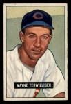 1951 Bowman #175  Wayne Terwilliger  Front Thumbnail