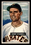 1951 Bowman #93  Danny O'Connell  Front Thumbnail