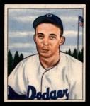 1950 Bowman #224 CPR Jack Banta  Front Thumbnail