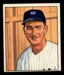 1950 Bowman #216 CPR Bob Porterfield  Front Thumbnail