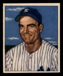 1950 Bowman #218  Cliff Mapes  Front Thumbnail