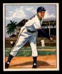 1950 Bowman #214 CPR Dick Fowler  Front Thumbnail
