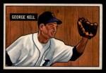 1951 Bowman #46  George Kell  Front Thumbnail