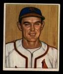 1950 Bowman #238  Vernal 'Nippy' Jones  Front Thumbnail