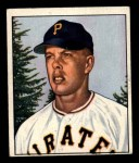 1950 Bowman #202 CPR Cliff Chambers  Front Thumbnail