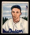 1950 Bowman #224  Jack Banta  Front Thumbnail