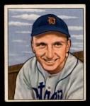 1950 Bowman #242 ^CR^ Dick Kryhoski  Front Thumbnail