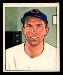 1950 Bowman #198 CPR Danny Litwhiler  Front Thumbnail